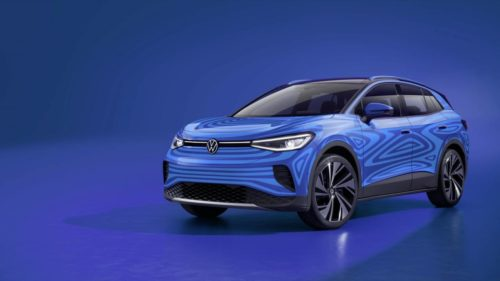 VW ID.4 electric crossover revealed – and it's coming to the US