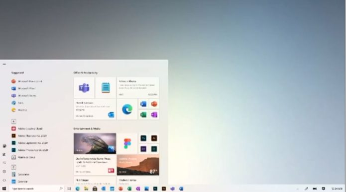 Windows 10 getting major UI overhaul — here's our first look