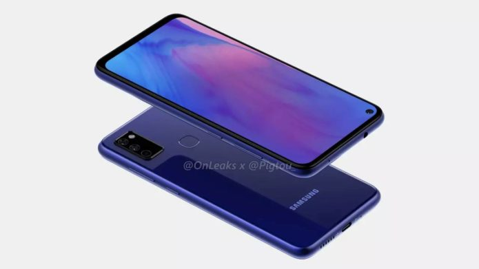 Galaxy M51 renders reveal a familiar face