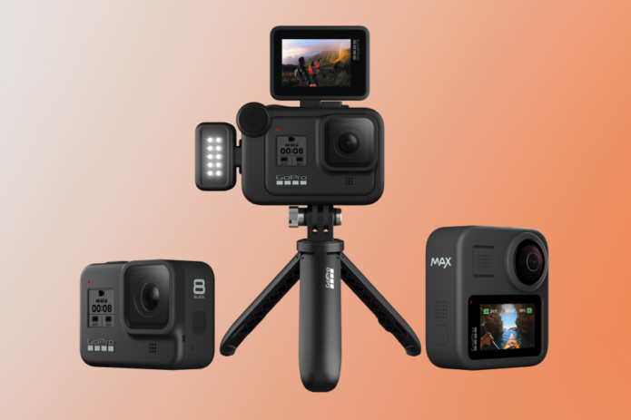 GoPro is giving away free cameras every day − here's how you can win one