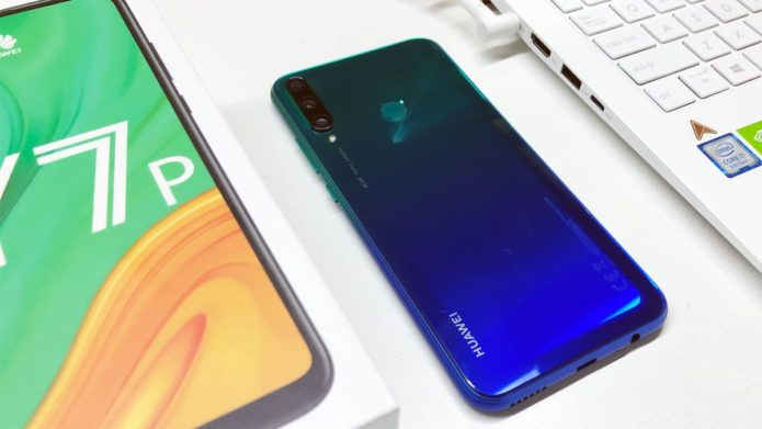 7 Reasons to get the Huawei Y7p