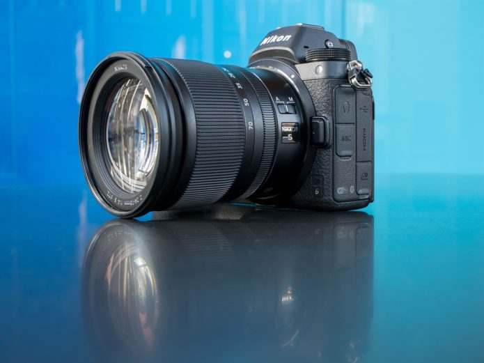 New firmware brings improved AF usability: Read our updated Nikon Z6 and Z7 reviews