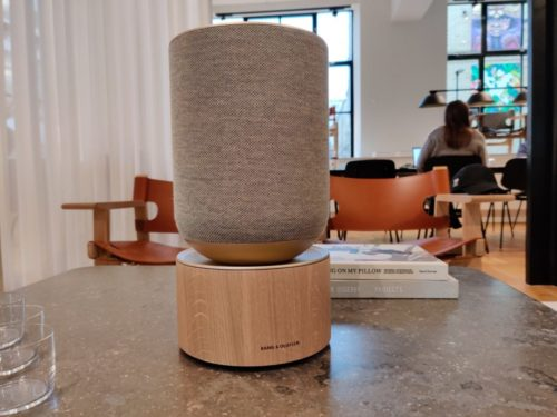 Bang & Olufsen Beosound Balance Review: Opulent audio