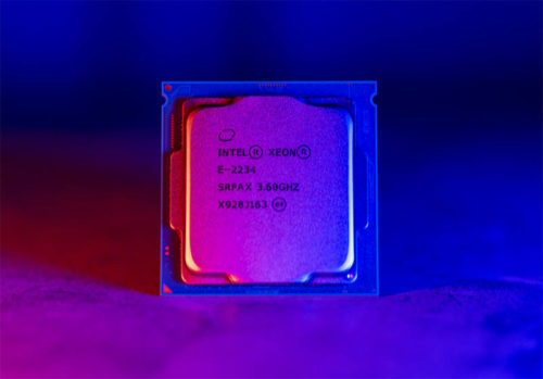 Intel Xeon E-2234 Benchmarks and Review