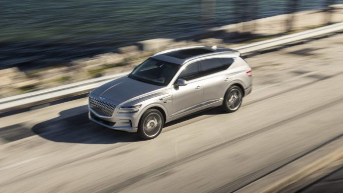2021 Genesis GV80 pricing revealed: Get ready for a luxury SUV shake-up