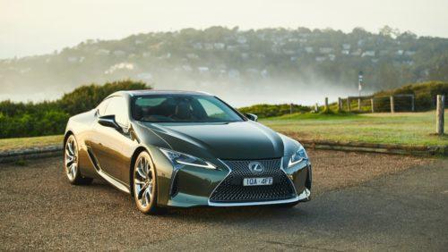 2020 Lexus LC500 review: Inspiration Series