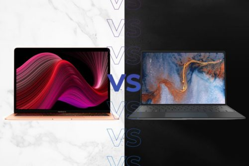 MacBook Air 2020 vs Dell XPS 13 2020: Can Apple's latest usurp the laptop king?