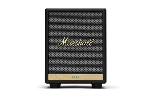 Marshall announces compact Uxbridge smart speaker with Alexa integration