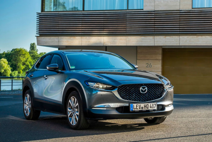 The 2020 Mazda CX-30 Makes the Best Case Yet for Crossovers