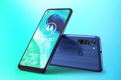 Surprise! Motorola has just stealthily unveiled the Moto G8