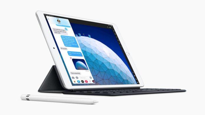iPad Air 3rd gen blank screen issue prompts free Service Program