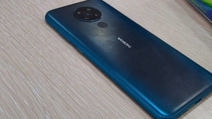 "Nokia 5.3 leaks include ""Oreo"" camera bump, mid-range specs"