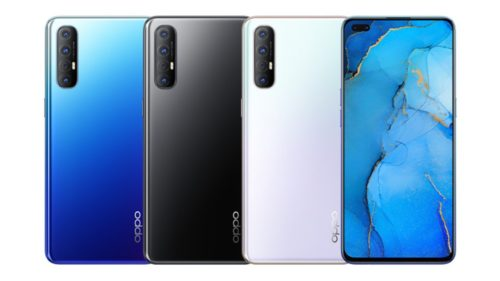 OPPO Reno3 Pro appearance analysis: ultra-thin hyperboloid, who can not love?
