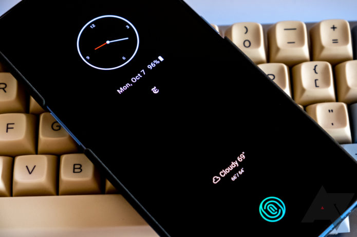 OnePlus phones could finally get an Always-on Display feature