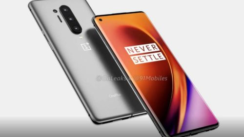 OnePlus 8 price leak says it'll cost a lot more than the OnePlus 7T