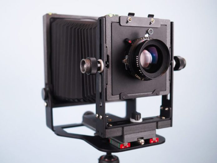 Intrepid 4×5 Now Available in First Ever Limited Black Edition