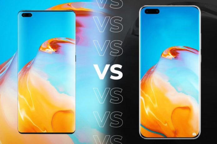 Huawei P40 vs P40 Pro: What's the difference?