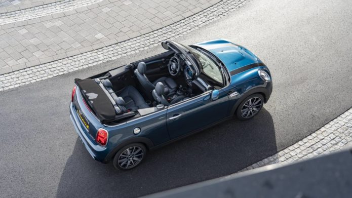 2021 Mini Cooper S Sidewalk Edition starts at just under $40,000