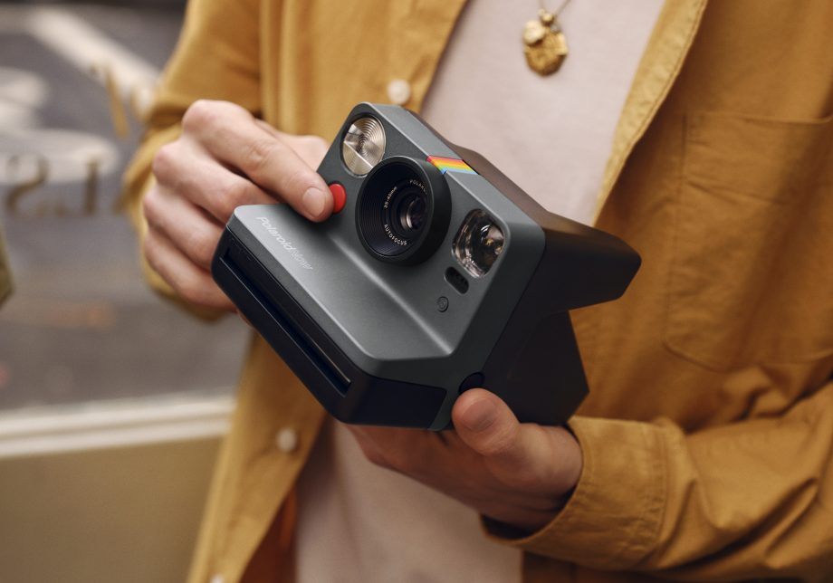 Polaroid Now instant camera launches with redesigned autofocus system