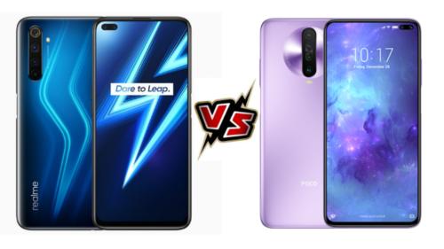 Realme 6 Pro vs Poco X2: Price in India, Specifications Compared