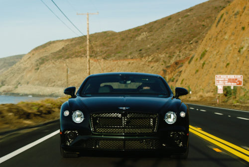 What's It Like to Design Your Own Bespoke Bentley Continental GT? We Found Out