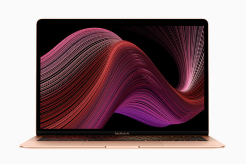 Hands on: MacBook Air (2020) review