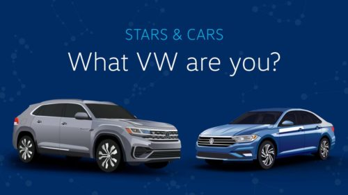 Find out which Volkswagen vehicle is ideal for your zodiac sign