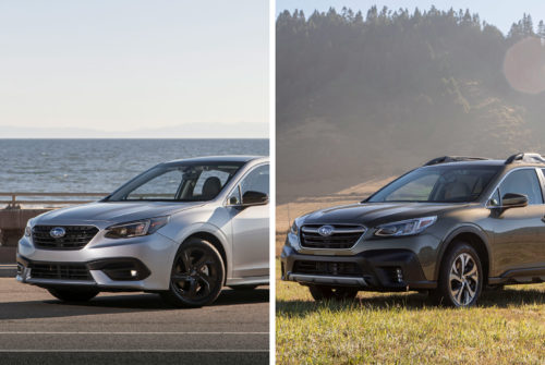 Why Do the Subaru Outback's Headlights Make It Less Safe than the Legacy? We Found Out