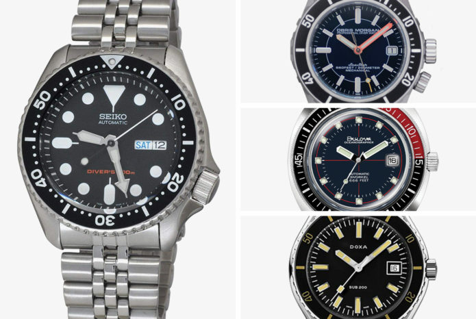 Love the Seiko SKX007? Here Are Three Great Dive Watch Upgrades to Consider