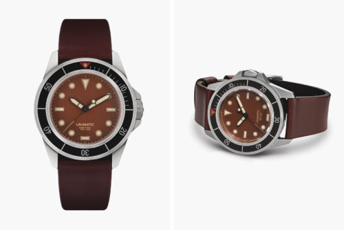Two Innovative Watchmakers Teamed Up on This Striking New Dive Watch
