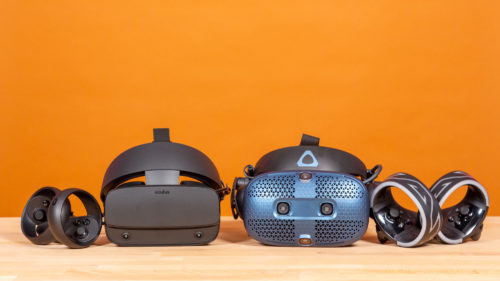 Oculus Rift S vs. HTC Vive Cosmos: Which VR headset wins?