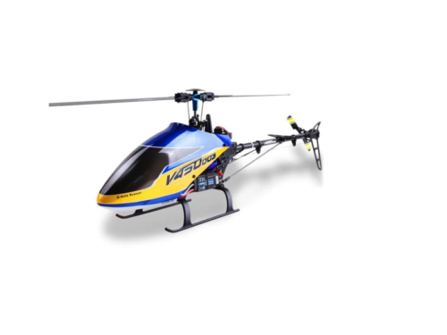 Walkera V450D03 Reiew: Comes with 2.4G 6CH 6-Axis Gyro Brushless RC Helicopter
