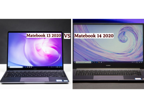 Huawei MateBook 13 2020 VS Matebook 14 2020 Review: Unbelievable Differences