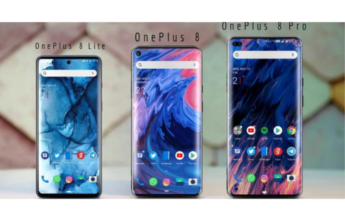 OnePlus 8 Series Smartphones Will be Launched On 15 April