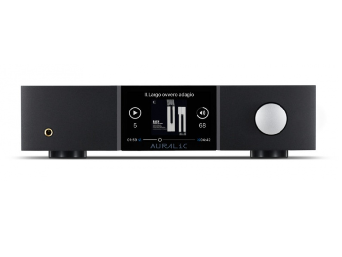 Auralic Altair G1 Network Streaming Preamp Review