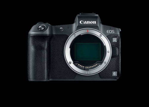 Canon EOS R6 takes first step towards its official launch