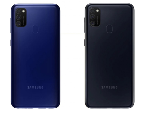 Samsung Galaxy M21 is here: Exynos 9611 SoC, 48MP triple camera, and 6,000 mAh battery