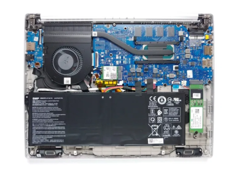 Inside Acer Swift 3 (SF313-52) – disassembly and upgrade options