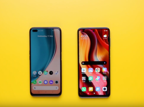 Xiaomi Redmi Note 9 Pro Vs Realme 6 Pro: Two High-end Flagships
