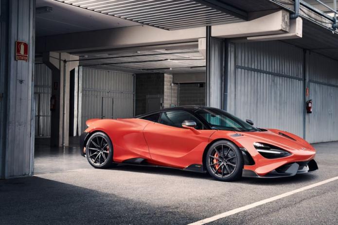 McLaren 765LT Makes More Than 750 HP, Weighs Less Than 3000 Pounds