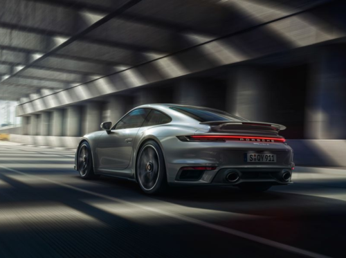 2021 Porsche 911 Turbo S Has a Lot to Love, Including 640 HP