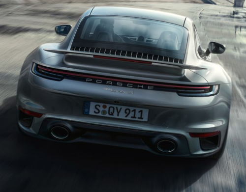 2021 Porsche 911 Turbo S Gets Lightweight and Sport Packages