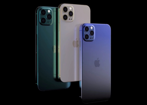 iPhone 9 Plus Concept Phone: Rear Four Cameras, Cut off and Switched to Four Holes