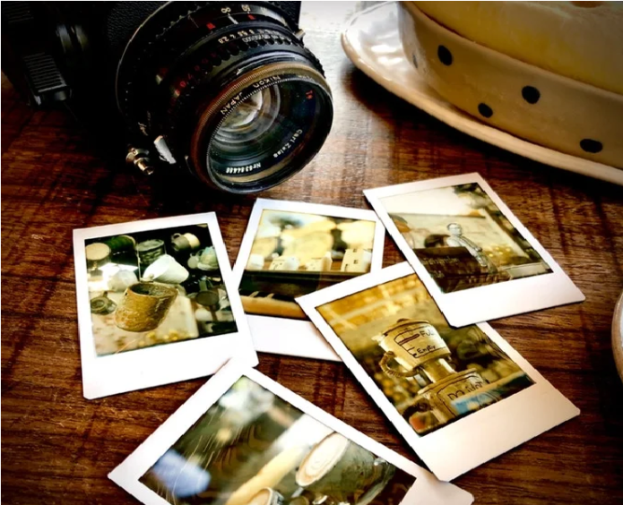 Hasselback Portrait Lets You Shoot Instax Mini Film With Hasselblad V-System Cameras
