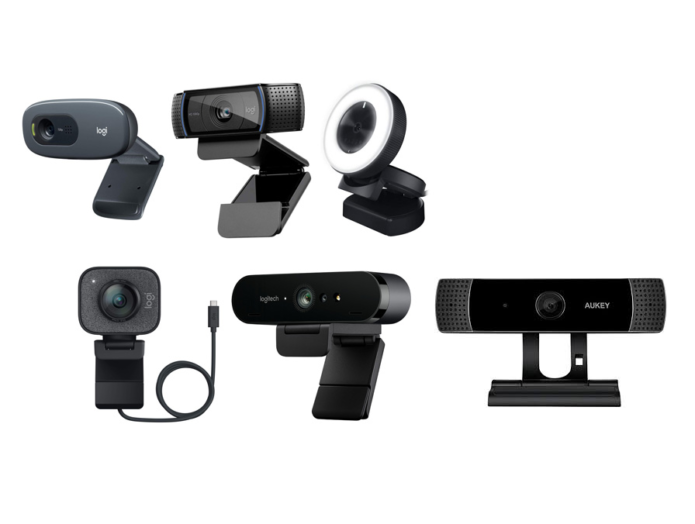 Top 6 Best Webcams 2020