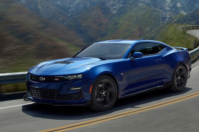 2021 Chevy Camaro Sees a Few Changes