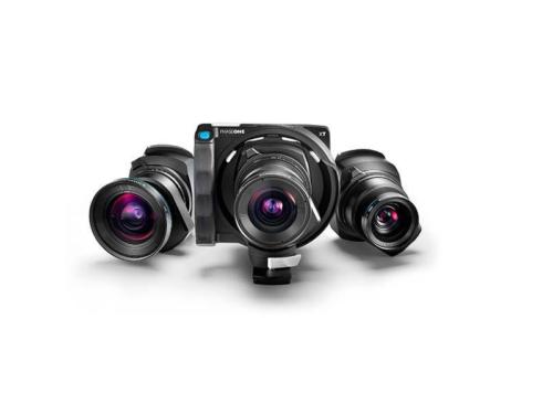 Phase One XT Camera Lens Roadmap