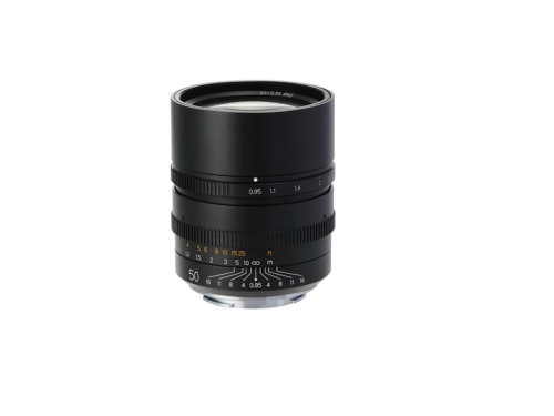 TTArtisan to release a limited-run 50mm F0.95 lens for Sony E and Fujifilm X mounts