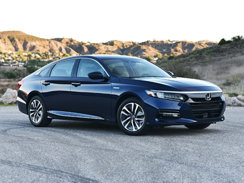 2020 Honda Accord Hybrid v Toyota Camry Hybrid comparison: Hybrid sedans go head-to-head