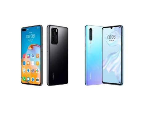 Huawei P40 vs Huawei P30: What's Changed?